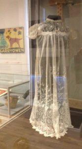 Limerick lace child's dress